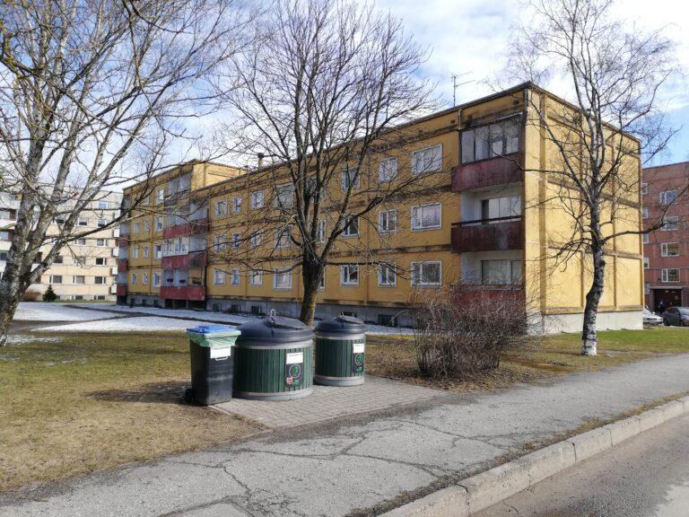 Haldus Tartu linnas - ARF Arendus 3